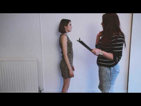 A young woman who thought losing weight would make her more popular in school has told how she beat an eating disorder after resisting the pressure to be 'perfect'.