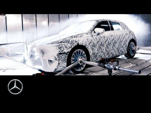 The brand-new Mercedes-Benz A-Class (2018): Winter Test | Trailer