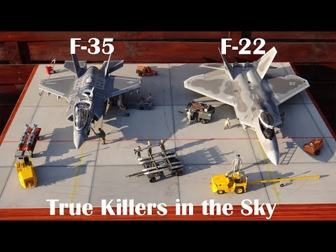 The One Thing That Makes the F-22...