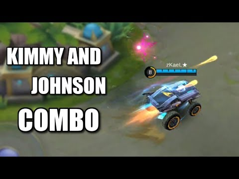 SPLAT WHILE DRIVING KIMMY AND JOHNSON COMBO