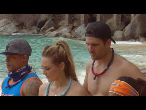 Tropika Island of Treasure season 7 - Episode 2