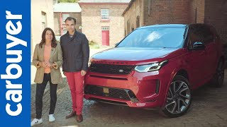 New Land Rover Discovery Sport 2019 reveal – Carbuyer by Carbuyer
