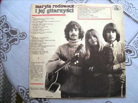 Tekst piosenki Maryla Rodowicz - Za górami po polsku
