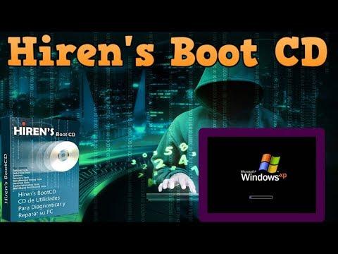 Mini XP (Hiren's Boot CD) 2017 HD