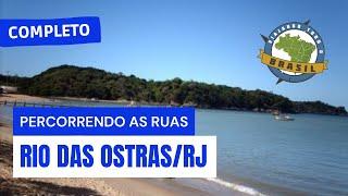 Viajando Todo o Brasil Rio das Ostras