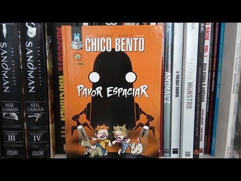 Chico Bento: Pavor Espaciar - 362/365hqs