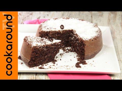 torta cioccolato e cocco - la videoricetta