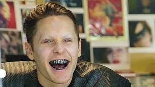 Jared Leto transformation into 'The Joker' Featurette