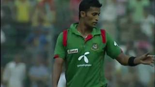 Bangladesh Cricket: Final 3 Overs, BD vs NZ ODI 1, Oct 5, 2010