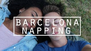 THE PERFECT BARCELONA NAP