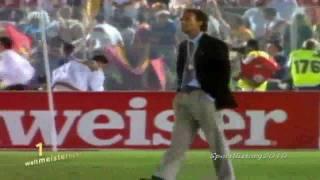 Franz Beckenbauer bei WM-Turnieren