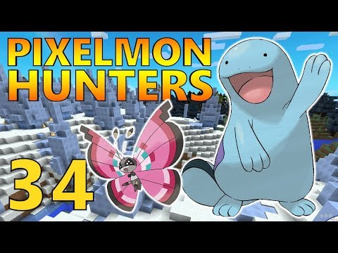 [34] Catching Spree! 40% Pokedex Completion! (Pixelmon Reforged Gameplay S2)