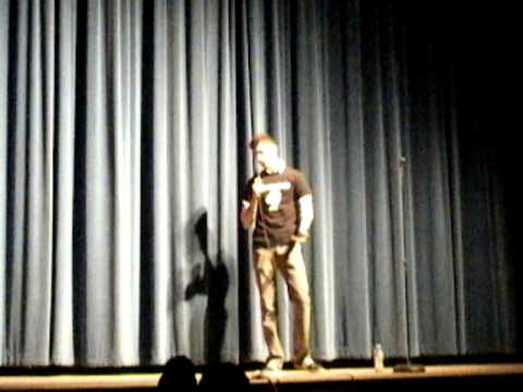 Lincoln Park Highschool Talent show - Standup by Jacob Cabrales