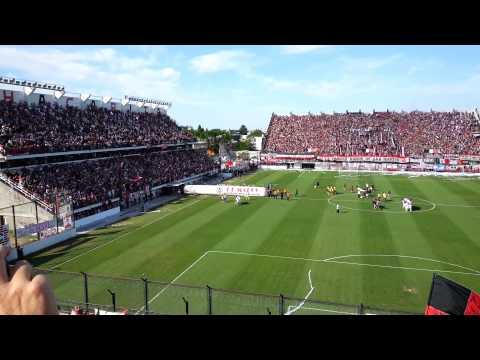 Chacarita vs villa dalmine- salida - La Famosa Banda de San Martin - Chacarita Juniors