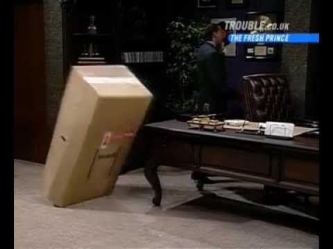 The Fresh Prince of Bel-Air - 5x01 - Gift from Mr Sakitumi