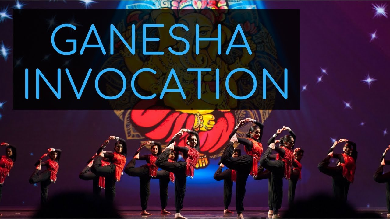 Ganesha Invocation   Kruti Dance Academy