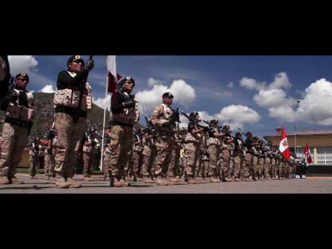 Visita de Comando a la 5a Brigada de Montaña