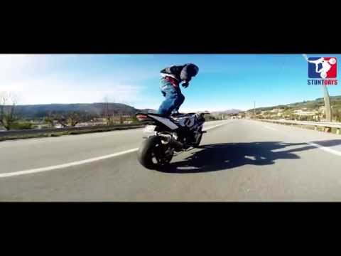 STUNT DAYS 6 official dvd trailer
