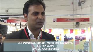 Exclusive Interview With Mr. Devendra Rathod, Sintex