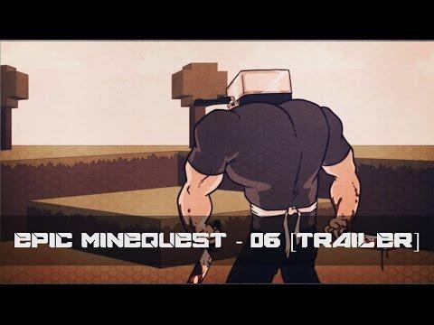 Epic Minequest 6 - Trailer l Dublado