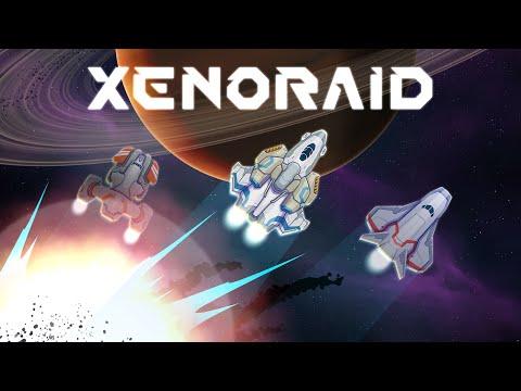 Xenoraid #1