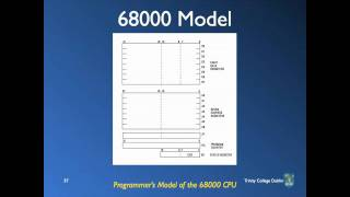 Microprocessor Systems - Lecture 3