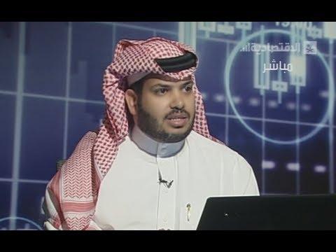 لقاء المحلل الفني والمستشار المالي بن فريحان في قناة الاقتصادية 22-8-2013