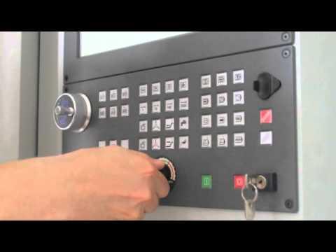 Калибровка клавиатуры системы ЧПУ NCT201