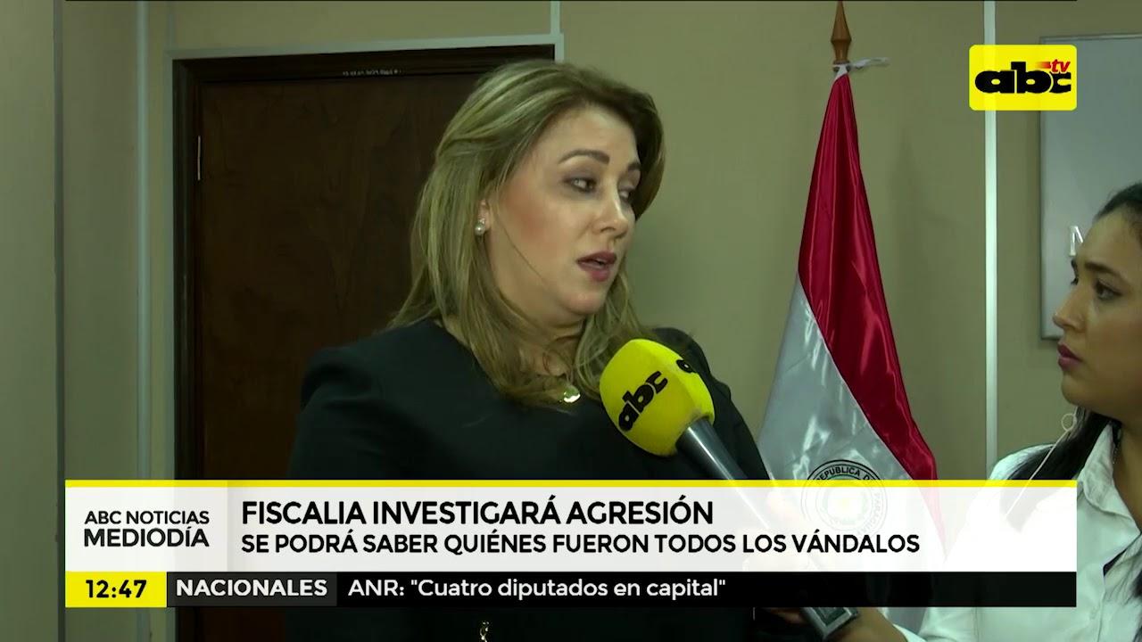 Fiscalia investigará agresión