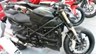 8. Ducati Streetfighter 848 132 Hp 2012 * see also Playlist