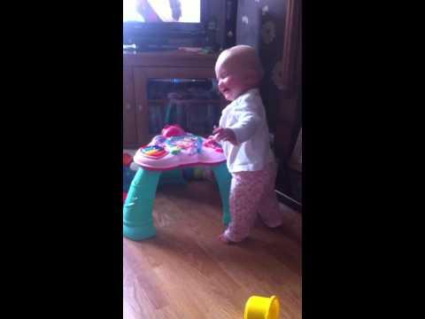 Mummy's Sneeze Made Me Jump!