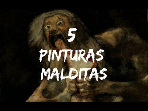 <p>Nos adentramos en el lado oscuro del arte para investigar 5 <strong>pinturas malditas<strong>. Estos 5 misteriosos cuadros han traído horribles maldiciones a sus propietarios, y algunos arrastran perturbadoras leyendas sobre sus autores. Por ejemplo, las pinturas negras de Goya, le arrastrarón a un pozo de depresión y algunos dicen que también de locura.</p>
