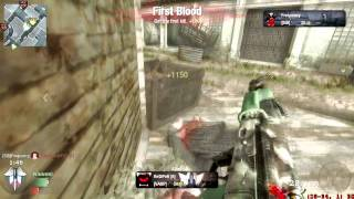 SiB Silver Bullet: Black Ops frag video