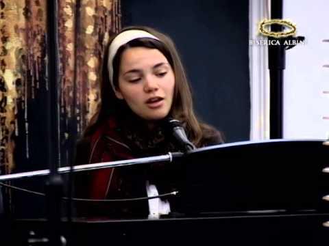 Denisa Tothazan - Te doresc doar pe Tine, Isuse (Biserica Albini)
