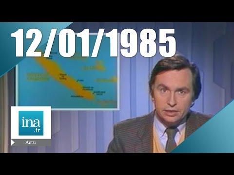 Soir 3 du 12 janvier 1985