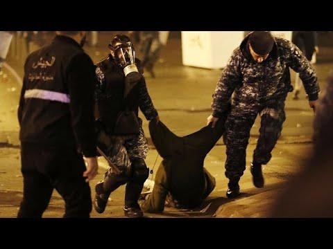 Λίβανος: Πεδίο «μάχης» οι δρόμοι στη Βυρητό