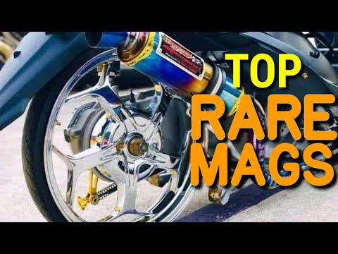 MIO RAREST MAGS PHILIPPINES | MAGS FOR YOUR MIO | STANCE MIO PHILIPPINES #RareMagsyoushouldknow
