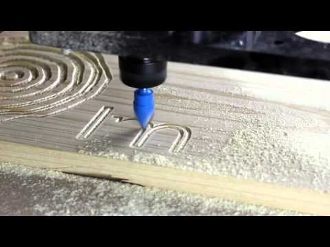 CNC Tutorial – Carving from an Image