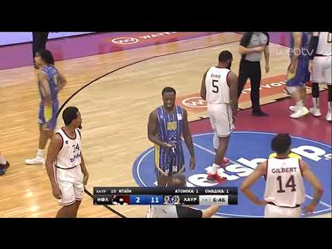 Basket League 2019-2020: ΗΦΑΙΣΤΟΣ ΛΗΜΝΟΥ – ΛΑΥΡΙΟ | 25/01/2020 | ΕΡΤ