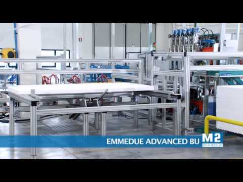M2 Continuous production line