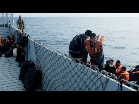 إيطاليا: مهمة إنقاذ في عرض البحر