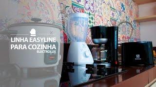 Pra você que procura produtos de alta qualidade que combinam com a sua cozinha, a Linha Branca e Preta Easyline da Electrolux é perfeita pra você!Confira esse e outros produtos no nosso site!