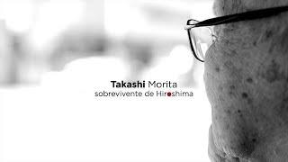 São Paulo – O clarão, a fumaça, pessoas mortas ou gravemente feridas, a pele descolando dos seus corpos. Há 72 anos, essa cena se repete na mente do japonês Takashi Morita, 93 anos, um sobrevivente da bomba atômica de Hiroshima (Japão).