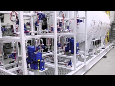 La manifattura che cresce – Asco Pompe Srl