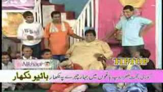 Meri Chi Chi Da Challa - Punjabi Funny Qawali Stage Drama