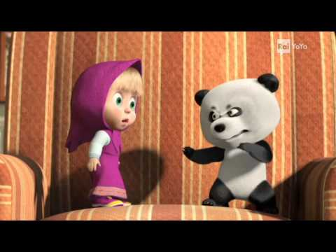 Video cartone orso e masha episodio video masha orso video