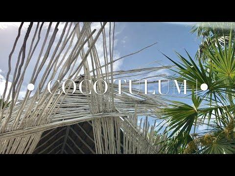 COCO TULUM -EXPERIENCE SUMMER 2017 видео