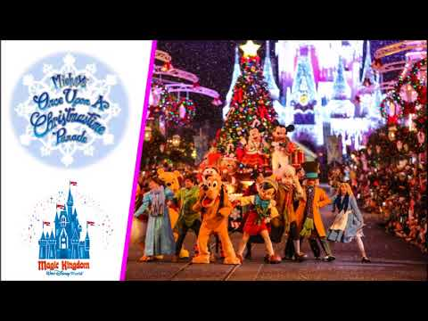 Mickey's Once Upon A Christmastime Parade - Full Soundtrack