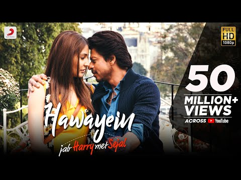 Hawayein Full Hindi Video Song from Hindi movie Jab Harry Met Sejal