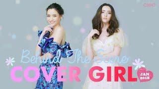 CLEO COVER GIRL : JANUARY 2018 with MOOKDA มุกดา นรินทร์รักษ์